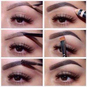 Maquillaje Semi permanente para cejas